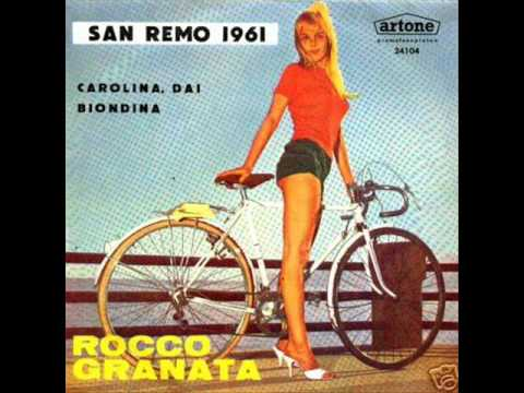 Cover image of song Carolina dai by Rocco Granata