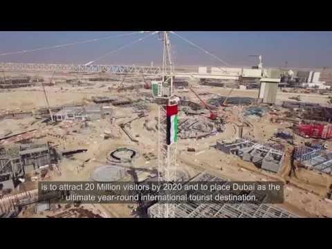 """Countdown to Amazing"" begins! Sneak Peek of Dubai Parks and Resorts opening in 2016"