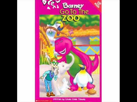Drew Pickles And Barney Go To The Zoo video
