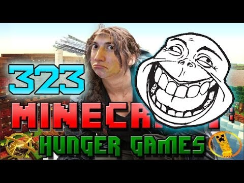 Minecraft: Hunger Games w Mitch Game 323 BEST OR WORST FUNNY MOMENT :