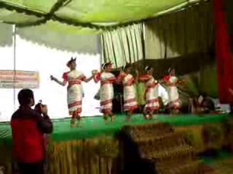 Santhali Group Dance video