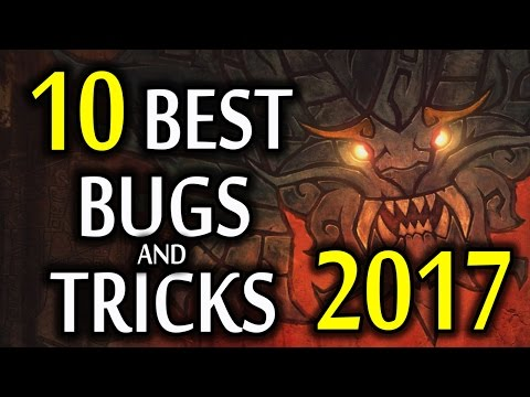 Best 10 Bugs and Tricks in the Dota 2 History (Part 8) 2017