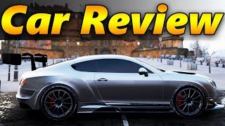 Forza Car Reviews - Bentley Continental GT Speed