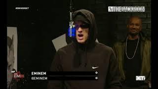 Eminem - 106 & Park Backroom Freestyle (2013)