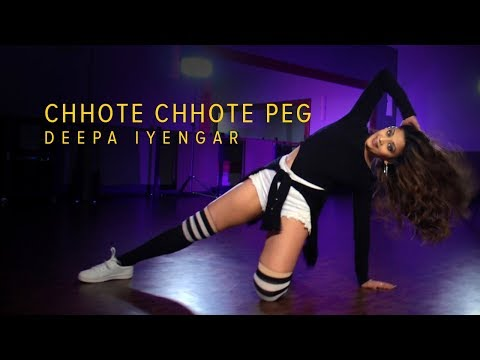 Chhote Chhote Peg - Sonu Ke Titu Ki Sweety | Bollywood Hip hop Dance | Deepa Iyengar Choreography