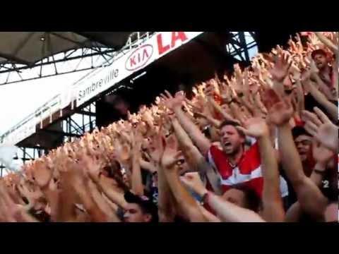 Standard Liège allez allez @ Charleroi