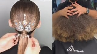 New Haircut and Color Transformations | 11 Amazing Hairstyles Compilation 2019