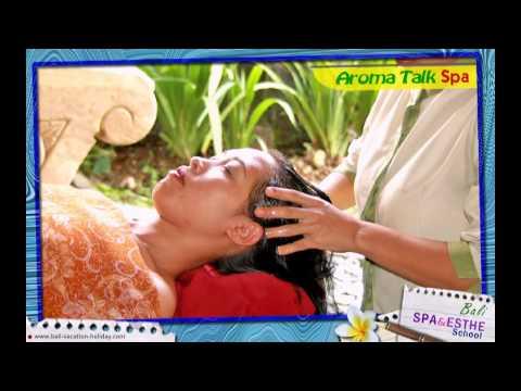PT. HIRO CHAN Tour & Travel, Bali Spa School / Aroma Talk Spa~♪