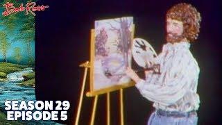 Bob Ross - Countryside Barn (Season 29 Episode 5)