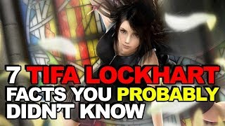 7 Tifa Lockhart Facts You Probably Didn't Know