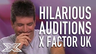 Download Lagu Hilarious Auditions on The X Factor UK | X Factor Global Gratis STAFABAND