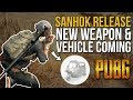 Download PUBG News | SANHOK Release, New Vehicle, Weapon, FPS Fixes in Mp3, Mp4 and 3GP