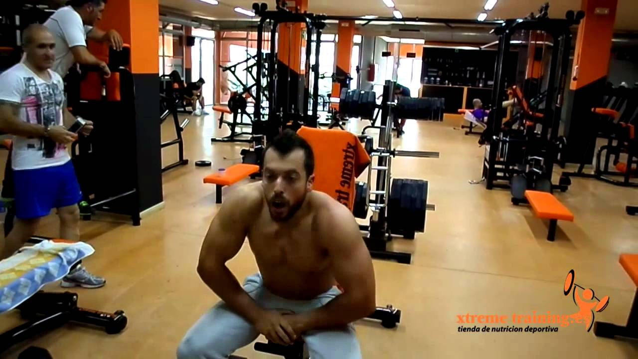 Motivaci n gimnasio xtreme training sport center con for Gimnasio xtreme burgos