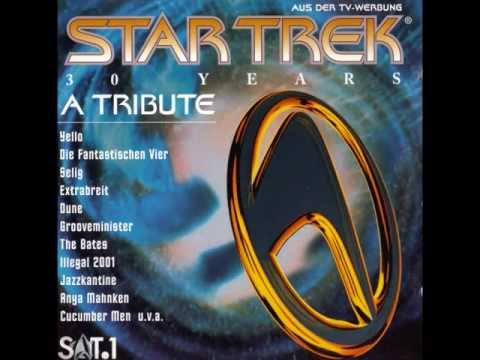 Star Trek Voyager Theme - Techno Dance Version