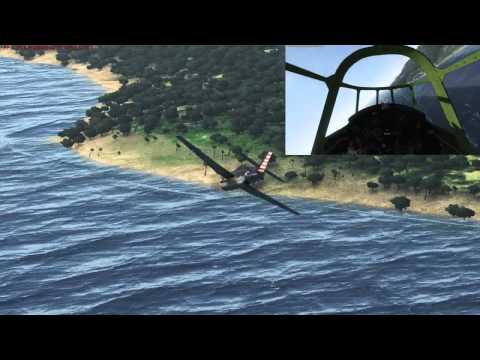 первый вылет на TBF-1с Avenger - Реалистичные бои