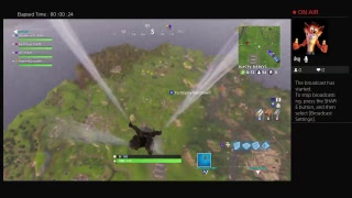 Fortnite GAMEPLAY 2018 TRY AT FIRST WIN