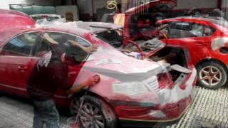 VIDEO REPARACION TOTAL VEHICULO VOLSWAGEN PASSAT