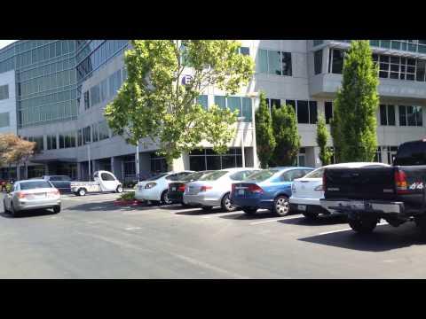 Yahoo Office at Sunnyvale California