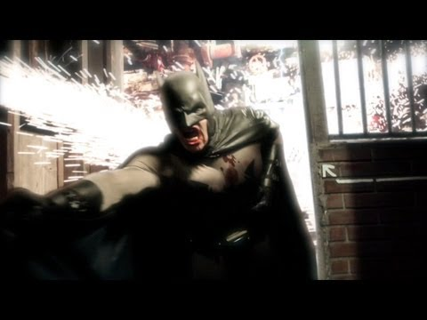 BATMAN vs WOLVERINE - LIVE ACTION BATTLE