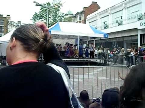 British Children Dancing On Indian Song.mp4 video