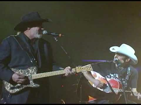 Ray Benson and Brad Paisley sing