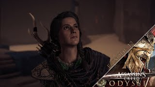 Assassin's Creed Odyssey- Spear Upgrade, Deimos Confrontation, and Cult Killing! // Episode 12