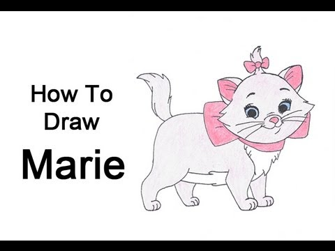 Cat Pictures To Draw Step By Step