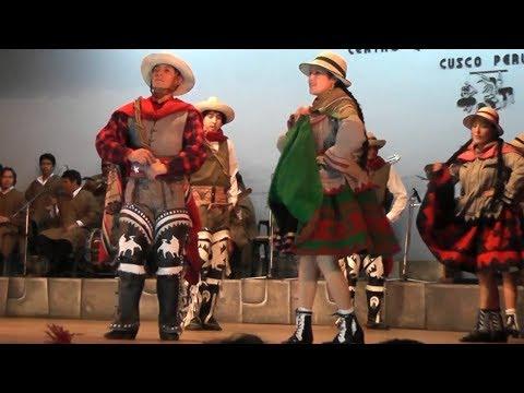 Danza Qorilazo de Chumbivilcas Cusco - Centro Qosqo de Arte Nativo