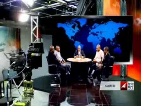 2014: JOSEPH KABILA EN LEADERSHIP POUR LE CONGO! 3/4