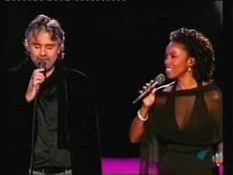 Andrea Bocelli & Heather Headley - 'The Prayer'