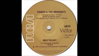 Franke & The Knockouts - Sweetheart - Billboard Top 100 of 1981