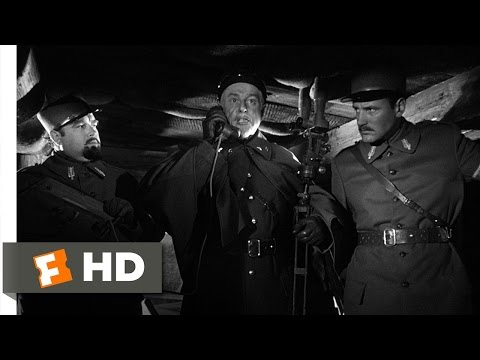 Paths Of Glory (4/11) Movie CLIP - A Controversial Order (1957) HD