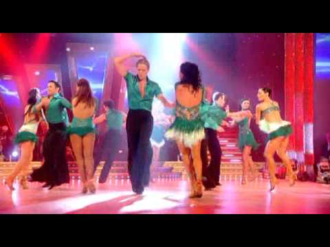 Strictly Come Dancing 11 Nov 2007 Pro Dance