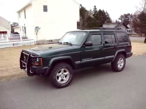 2000 jeep cherokee sport 4x4 youtube. Cars Review. Best American Auto & Cars Review