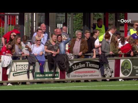 FC Twente maakt er acht in eerste oefenduel tegen 110-jarig GFC