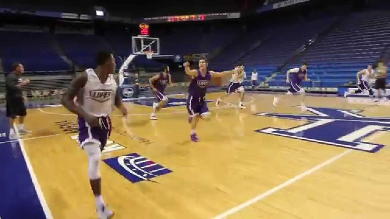 GCU Basketball at Kentucky - YouTube