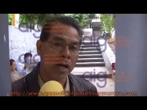 Paran labores maestros de la unidad académica 33 en Chilpancingo