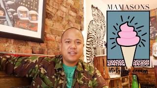 Filipino Dirty Ice Cream Parlour finally opening in London