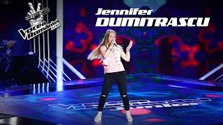 Jennifer Dumitrascu - Nobody's Perfect | Auditiile pe nevazute | VRJ 2017