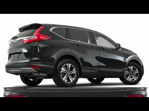 2017 Honda CR-V Video