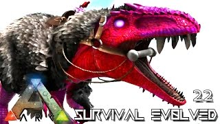 ARK: SURVIVAL EVOLVED - NEW ANCIENT DODOREX & TEK ARMOR !!! E22 (MOD ARK ETERNAL CRYSTAL ISLES)