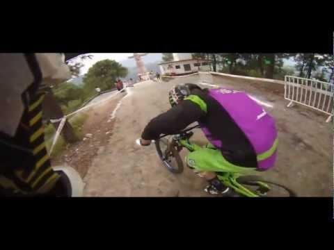DOWN HUMILL TAXCO 2012  Recorrido completo HD