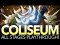 COLISEUM DON CHINJAO! STAGES 1 - 5 PLAYTHROUGH! (One Piece Treasure Cruise - Global)