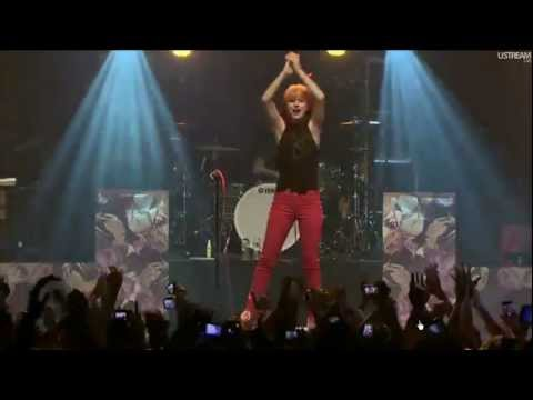 Paramore - Careful @ Fueled By Ramen 15th Anniversary HD