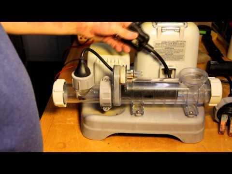 Intex CS8110 Salt Water System Short Breakdown (HD)