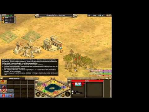 Let´s Play Rise of Nations #001(Deutsch)/(German)