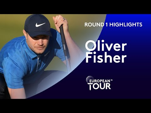 Oliver Fisher Highlights   Round 1   Portugal Masters