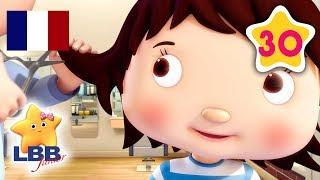 Aller Chez le Coiffeur   Compilation de Comptines   Berceuse   Little Baby Bum Junior en Français