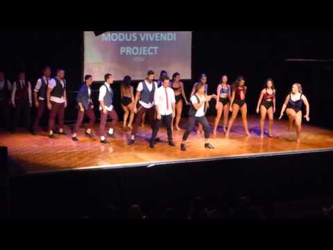 2016 Sydney International Bachata Festival - Modus Vivendi Project