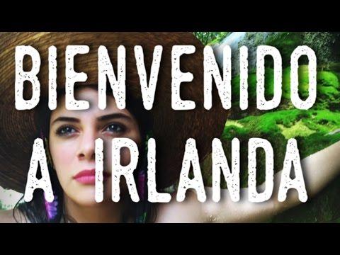 De MEXICO a EUROPA en un solo CLICK - INTRO Graby Gaby Vlog en IRLANDA